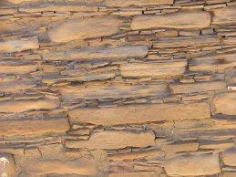 Stone work detail at Pueblo Bonito