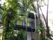 Where Papa wrote: Hemingway House