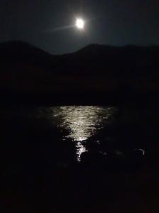 Moonrise on the Deschutes