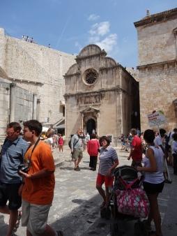 Ancient church