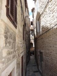Old streets, Split