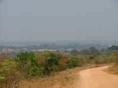 Heading into Mumbwa