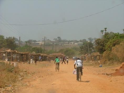 Downtown Mumbwa