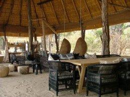 Dining area - Chamilandu