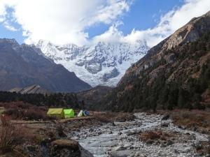 Great Tiger Mountain at Limithang camp