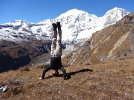 Rinzin Dorji, strong man of Haa Valley