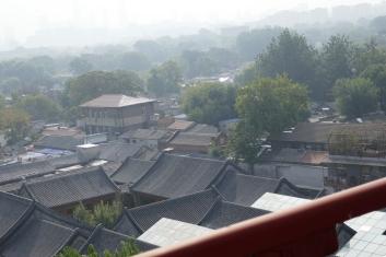 Hutong roofs